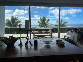 Coast Cook Islands - Rarotonga 3 Bedroom Beachfront Pool Villa