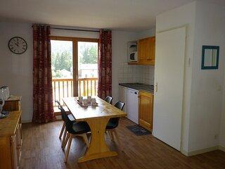 Appartement 3 pièces - 4/6 personnes. WIFI gratuit