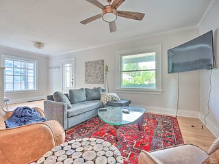 NEW! Chic Retreat < 1 Mile to Notre Dame Campus!