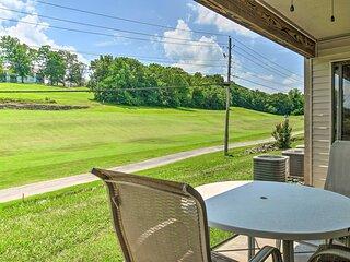 NEW! Pet-Friendly Branson Retreat in Golf Village!