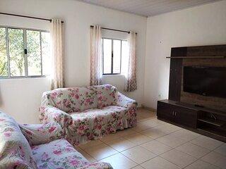 Casa aconchegante em Santo Antonio do Pinhal/SP