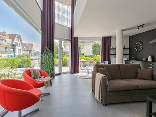 Modern appartment with terrace nearby the beach at Knokke-Heist!