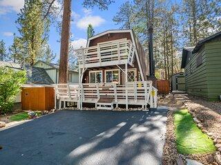 A Beary Happy Cabin