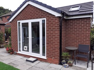 Rose View. A lovely private 1-Bed Bungalow in Sale