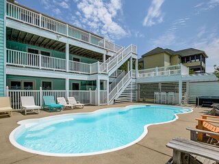Howdy Hideaway | 1100 ft from the beach | Dog Friendly, Private Pool, Hot Tub |