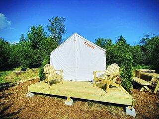 Tentrr Signature Site - NEW Private Bay Retreat Acadia Glamping