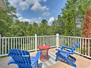 NEW! Updated Family Home: 1 Mile to Delaware River