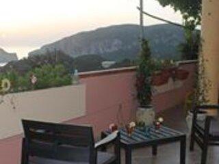Appartamento Porto Flavia Vista Sul Pan di Zucchero, vacation rental in Nebida