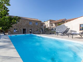 Amazing home in Skofije with Outdoor swimming pool, Heated swimming pool and 4 B