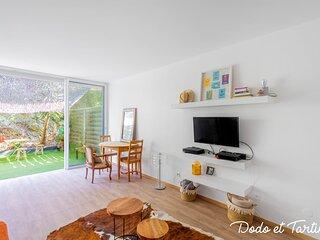 Attractive studio with garden - Dodo et Tartine