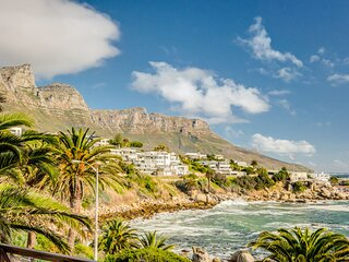 Two Bedroom Camps Bay Holiday Apartment with Private Pool