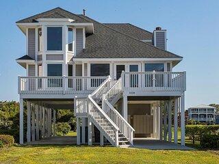 Beautifully renovated Ocean View, 5 bedroom, 3 bath beach home