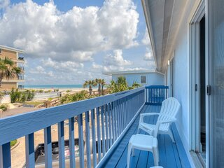Once Upon a Tide – Modern Oceanview Condo