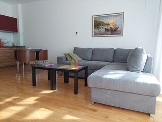 Cozy apartment in Budva