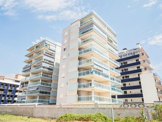 Nice apartment in Peníscola with Outdoor swimming pool and 2 Bedrooms (EBA234)