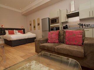 Harrogate Lifestyle Apartments - Studio Apartment