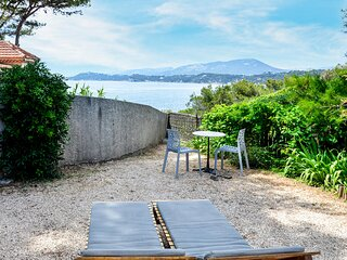 Nice home in Le Pradet with WiFi and 1 Bedrooms (FCV024)