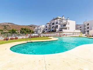 Stunning apartment in Almuñecar with Outdoor swimming pool and 2 Bedrooms (EAT0