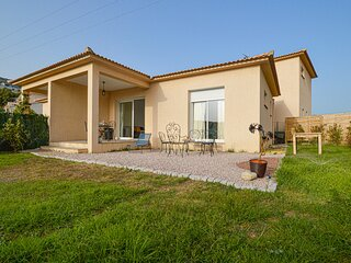 Stunning home in Appietto with WiFi and 1 Bedrooms (FKO461)