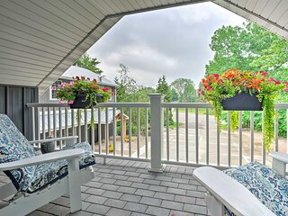 NEW! Apartment with Private Balcony + Shared Pool
