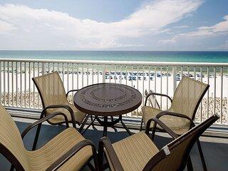 Islander 7008:Your next TOP FLOOR condo is RIGHT HERE! Free Beach Service!