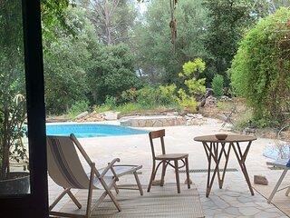 Villa luxueuse avec piscine au coeur de la nature avec vue exceptionnelle