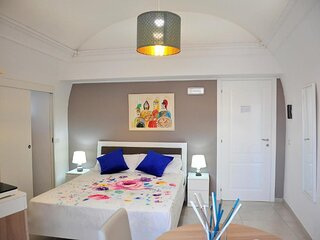 Benedettini Palace - Deluxe Double Studio Apartment with Balcony (city center)
