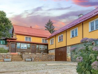Amazing home in Skare with Indoor swimming pool, Sauna and 7 Bedrooms (CCL062)