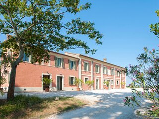Stunning apartment in Pesaro with WiFi and 6 Bedrooms (IMK262)