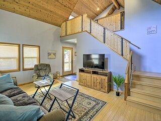NEW! Ideally Located & Pet-Friendly Westport Cabin