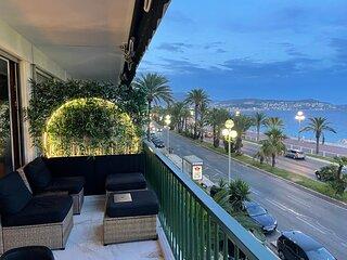 Le Saint-George Riviera  Promenade des Anglais Nice Cote d'Azur