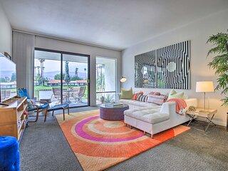 Rancho Mirage Condo on Fairway w/Resort Amenities!