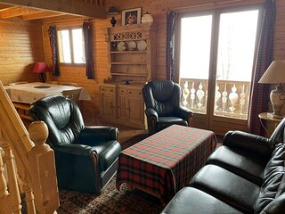 CHALET 8 couchages LES ANGLES