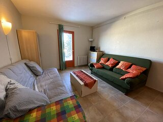 Residence Le Solarium 66210 LES ANGLES, Appartement n°1