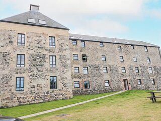 BUDLE COVE, pet friendly, with a garden in Bamburgh, Ref 2101
