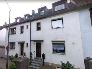 Beautiful apartment in Wuppertal near the center