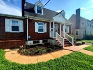 The Crimson Nest Main House Across from U of L, vacation rental in Lynchburg