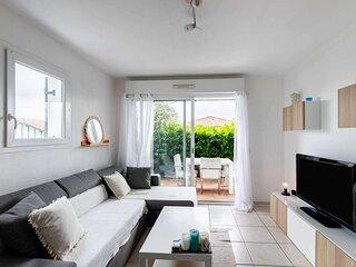 ITSAS ONDO - Bel appartement  Sur les hauteurs de Socoa