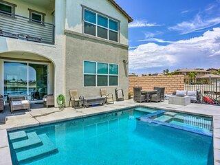 NEW! Serene Oasis - Lakeside Living Near Coachella