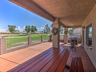 NEW! Bright Home w/ Pool, 3 Mi to Colorado River