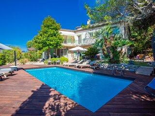 VILLA JUSTINE VI4239 By Riviera Holiday Homes