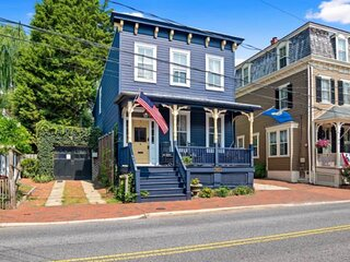 Newly Managed Randall House in Downtown Annapolis
