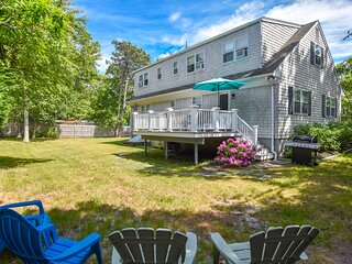 #638: Perfect for a Group w/ Kids & Dogs! Close to the Beach & Town, w/ Game Tab