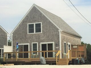 Truro Lg. Airy New Home, Water views, Spacious, Charming,  HOUSE #A