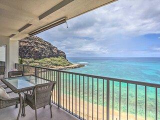NEW! Ocean-View Retreat w/ Pool + Beach Access!