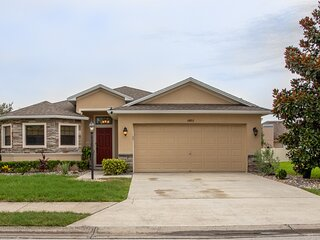 Lakeland|4BR|Gated|LongTermStay|PlayGround