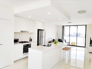 Liverpool Stylish Sanitised 2Bedroom 2Bath Apartment -Amazing Skyline Views