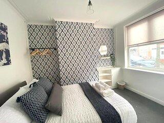 Keary House - Modern Skandi-cool townhouse!