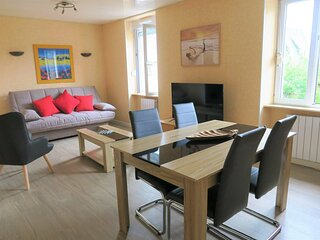 Appartement au centre de TREBEURDEN et a 500m de la plage
