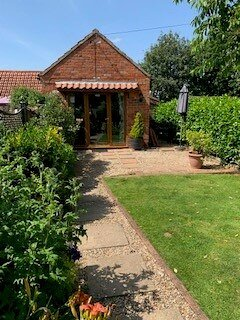 Self Catering Holiday Cottages on the Theddlethorpe Dunes in Lincolnshire, vacation rental in North Somercotes